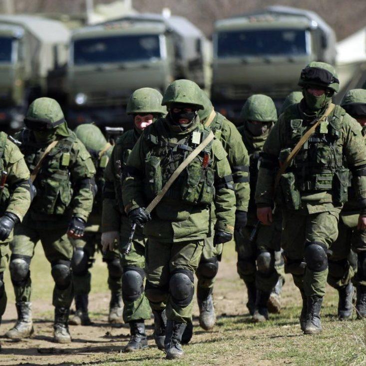 У Росії проводять масові військові навчання: відпрацювали хімічну атаку