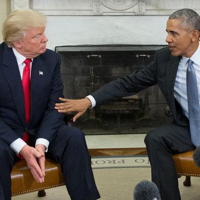 ЗМІ опублікували прощальний лист Обами до Трампа