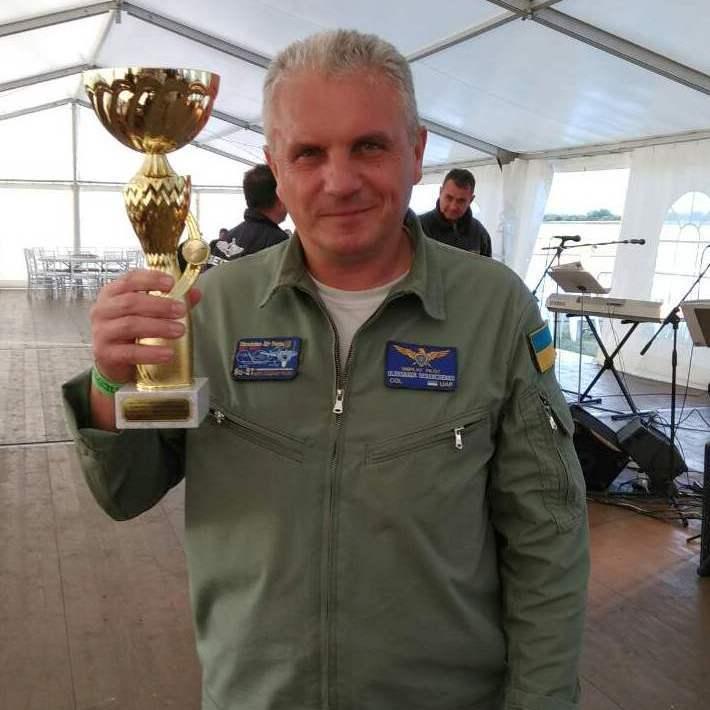 Український льотчик переміг на міжнародному авіаційному показі «Czech International Air Fest-2017»