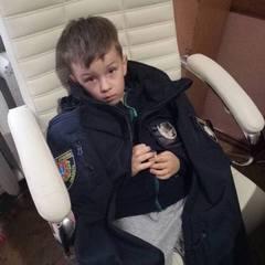 В Одесі правоохоронці розшукали зниклого діда з чотирирічним онуком (відео)