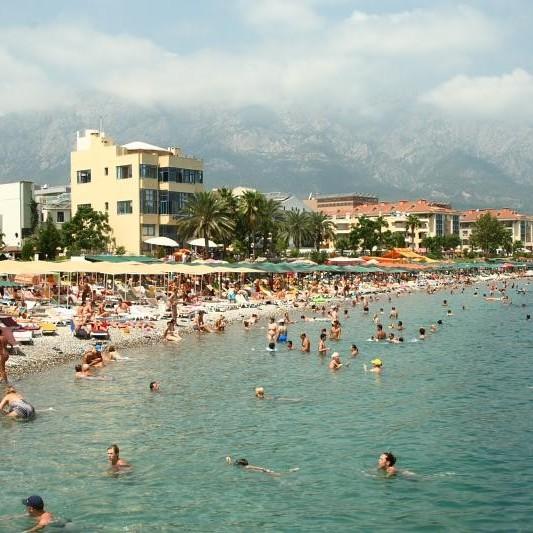 Російська туристка потонула в Анталії
