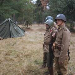 Під Вінницею відтворили бій часів Другої світової війни (відео)