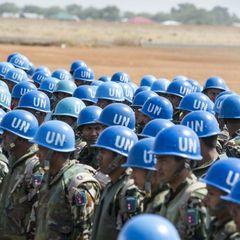 Путін підтримав розміщення на Донбасі миротворців ООН