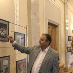 У Києві відкрили виставку художніх робіт сина Івана Франка