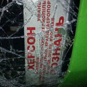 На Миколаївщині перекинувся автобус, який їхав до Польщі: багато постраждалих