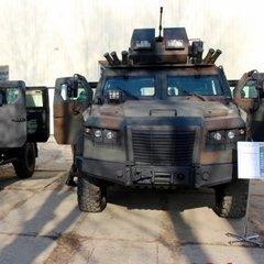 «Укроборонпром» представляє українське озброєння на виставці в Польщі