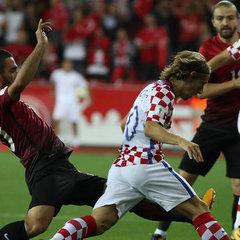 Збірна Туреччини обіграла Хорватію в відборі на ЧС-2018
