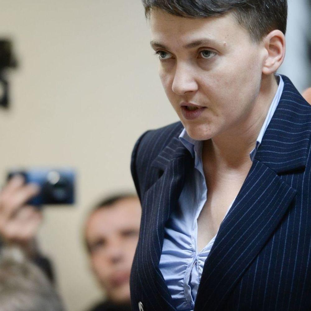 Савченко після відпустки кардинально змінила імідж (фото)