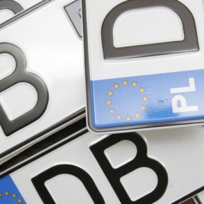 В Україні незаконно перебуває майже 64 тисячі авто на єврономерах – ДФС