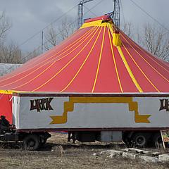 У Києві хочуть заборонити розміщення пересувних цирків-шапіто