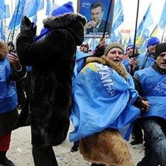 «Партію регіонів» намагаються заборонити в Україні