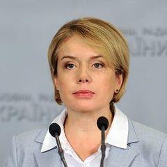 Гриневич заявила, що освіту в Україні мають надавати державною мовою