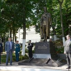 У російському Кірові відкрили пам'ятник Дзержинському