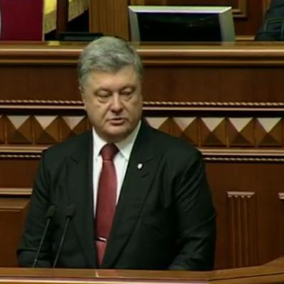 Порошенко: «Немає ознак, аби Москва готова була відступити з Донбасу чи піти з Криму»