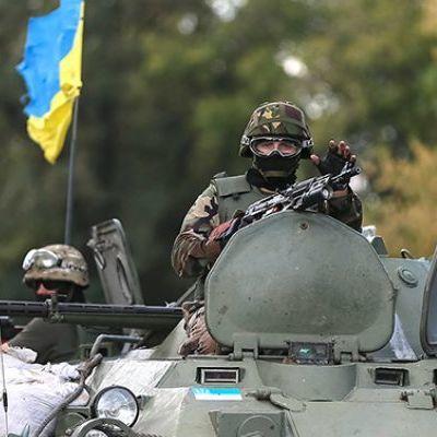 Один військовий ЗСУ загинув внаслідок обстрілу бойовиків, - штаб