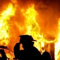 На Житомирщині сусід врятував із палаючого будинку чотирьох дітей (відео)