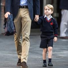 Стало відомо, як принца Джорджа називатимуть у школі