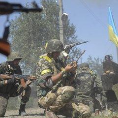 Штаб АТО: за день російські найманці 14 раз відкривали вогонь по українських позиціях