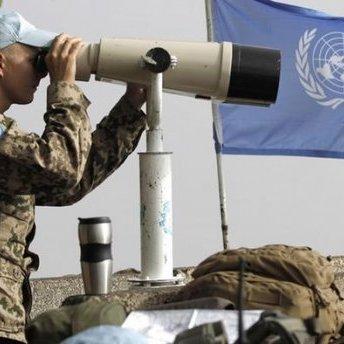 У Президента розповіли за скільки часу на Донбасі можуть з'явитися миротворці ООН