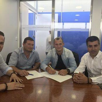Зозуля став гравцем іспанського «Альбасете»