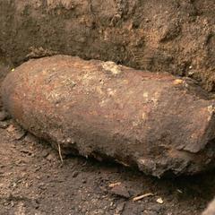 Тисячокілограмову бомбу знайшли біля берегів окупованого Криму