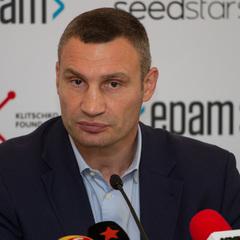 Віталій Кличко: «Ми маємо створити умови, щоб молоді науковці реалізовувалися в Україні»