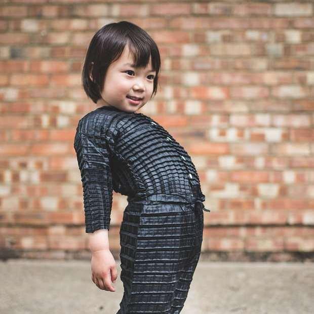 На радість мамам: створено одяг, який «росте» разом із дітьми