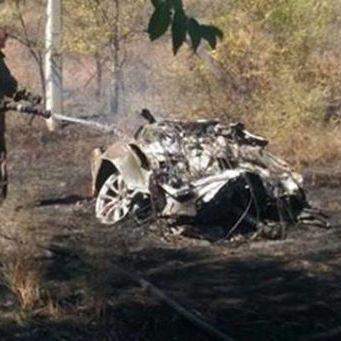 У Херсоні під час тест-драйву автомобіль розірвало на частини: троє людей загинуло (фото)