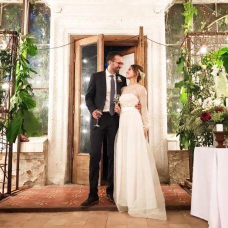 Нардеп Лещенко одружився на діджейці Анастасії Топольській (фото)