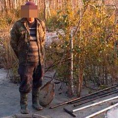 Поліція «накрила» бізнес з нелегального видобутку бурштину на Житомирщині