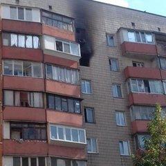 У Києві горіла багатоповерхівка, загинула дитина