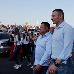 Віталій Кличко приїхав у Дніпро на День міста