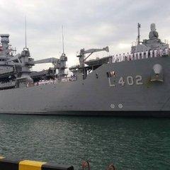 В Одесу прибув потужний військовий корабель