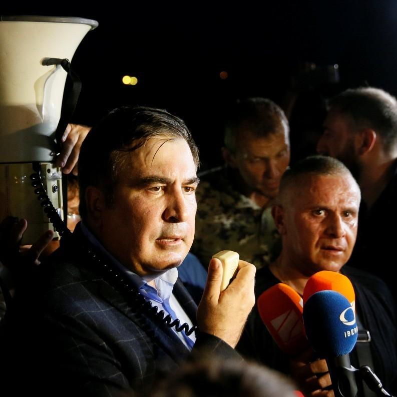 Саакашвілі заночував у Львові: які його подальші плани та що він каже про прорив