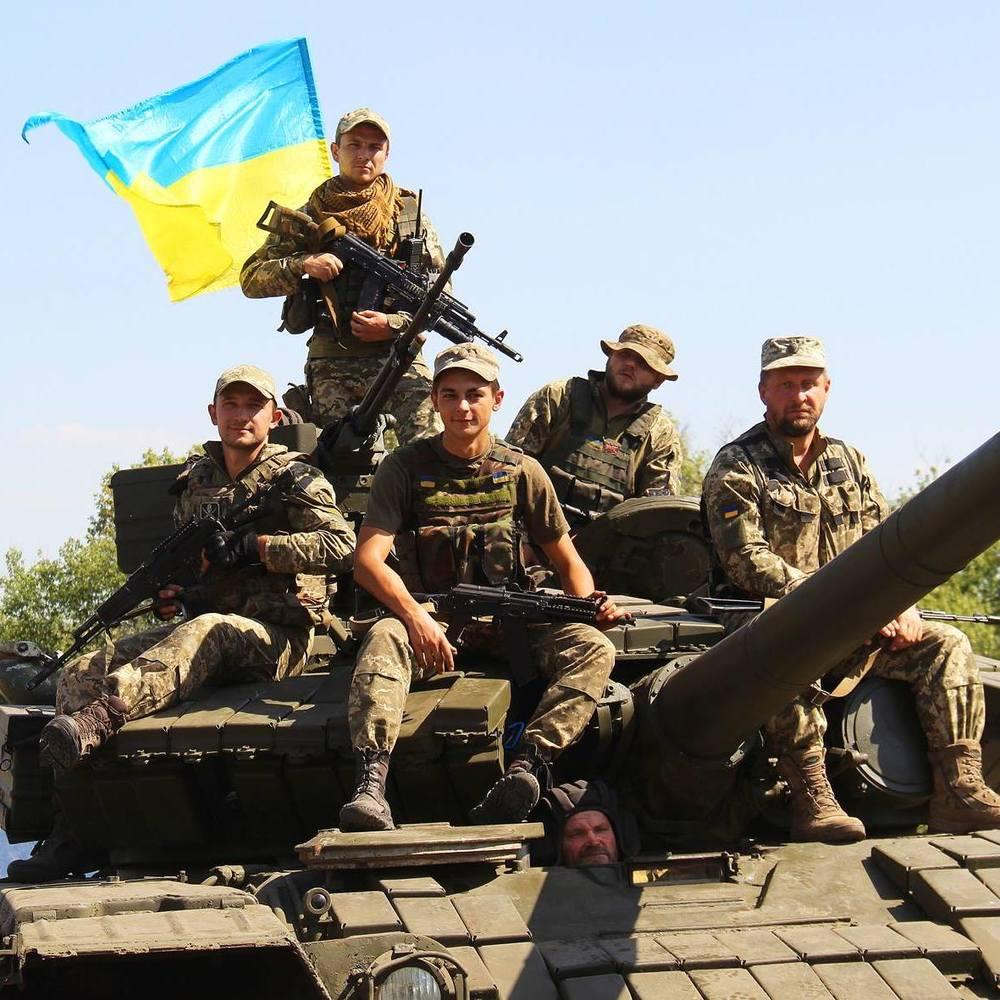 За добу у зоні АТО втрат серед українських захисників немає