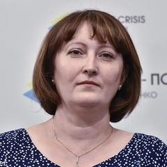 Голова НАЗК  Корчак в серпні заробила понад 100 тис. гривень