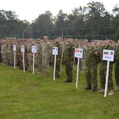 На Львівщині розпочались військові навчання, в яких беруть участь військовослужбовці з 15 країн світу