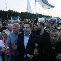 Через «свавілля» Саакашвілі на українсько-польському кордоні Україну можуть позбавити безвізу