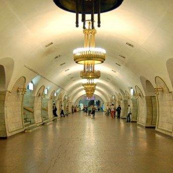 У київському метро сталося задимлення (фото)