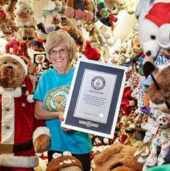 68-річна пенсіонерка із США зібрала колекцію з 8 тис. плюшевих ведмедиків (фото)