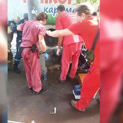 На Одещині дівчині трамваєм відрізало дві ноги (фото)