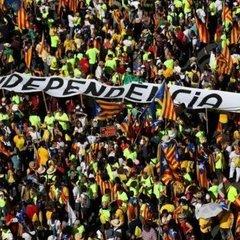 У Барселоні пройшла наймасшабніша акція протесту за останні кілька років