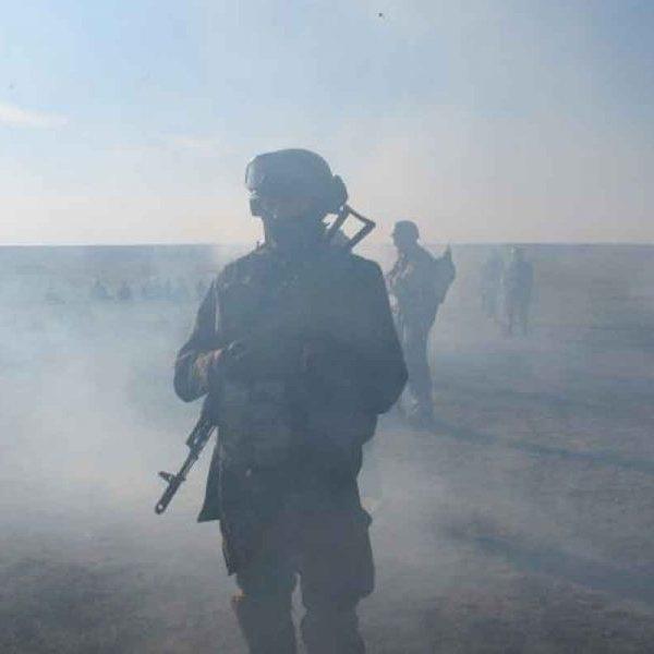 Минулої доби бойовики 36 разів відкривали вогонь у напрямку українських військ - прес-центр штабу АТО
