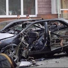 Вона вся перебинтована: батько постраждалої від вибуху в Києві дитини розповів про її стан