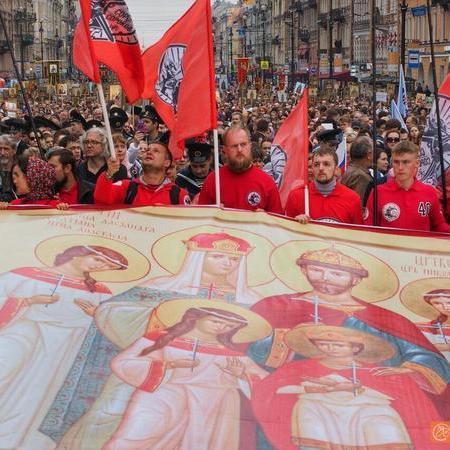 Спікер петербурзького парламенту оголосив Росію «останньою надією Бога на Землі»
