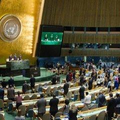 ООН урочисто відкрила 72 сесію Генеральної Асамблеї