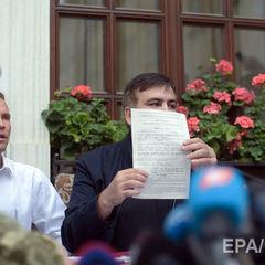 Волкер уважає, що Україна має дозволити Саакашвілі відстоювати свої права в суді