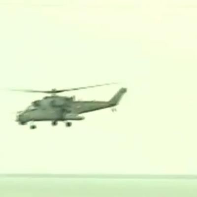 У ЗСУ прокоментували повідомлення про політ російського бойового гвинтокрила над Херсонською областю (відео)