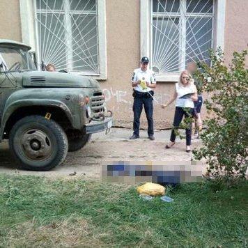 Смертельний наїзд на дитину у Миколаєві: водій вантажівки не мав прав на керування транспортним засобом (відео)