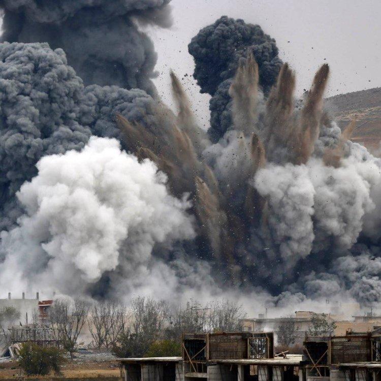 В США на військовій базі Форт-Брегг стався потужний вибух: мінімум 15 постраждалих